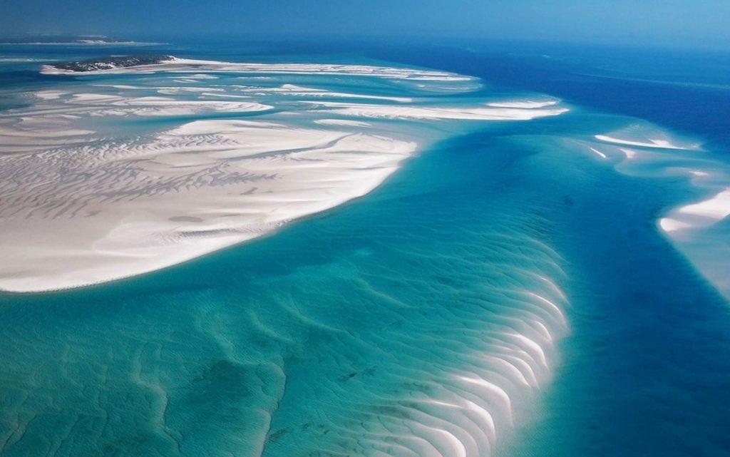 <p>Navegar por las Islas Quirimbas en un catamarán privado.</p>