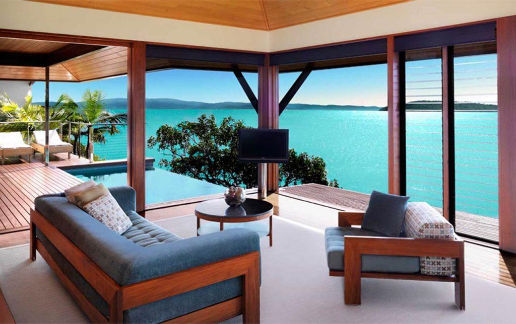 Alojamiento en las Islas Whitsunday Australia