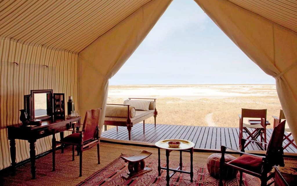 Alojamiento en Kalahari Botswana