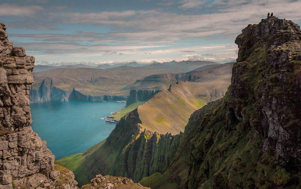 Desconectar en las Islas Feroe